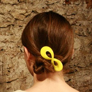 COIFFURE SIMPLE BUN SIDE HAIR - PINCES BARRETTES CHEVEUX - PINCES FOR ME
